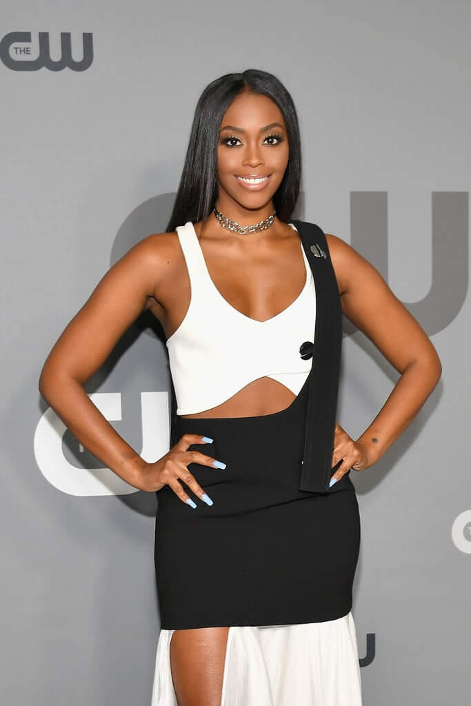 Nafessa Williams awesome photo