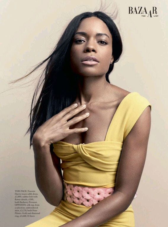 Naomie Harris awesome pics