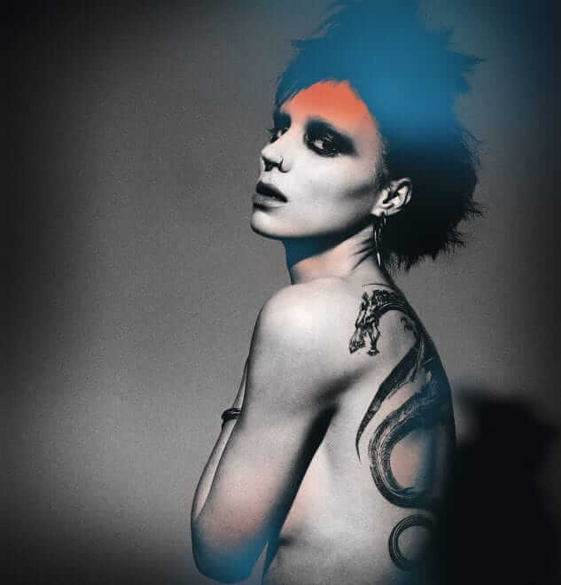 Rooney Mara backless