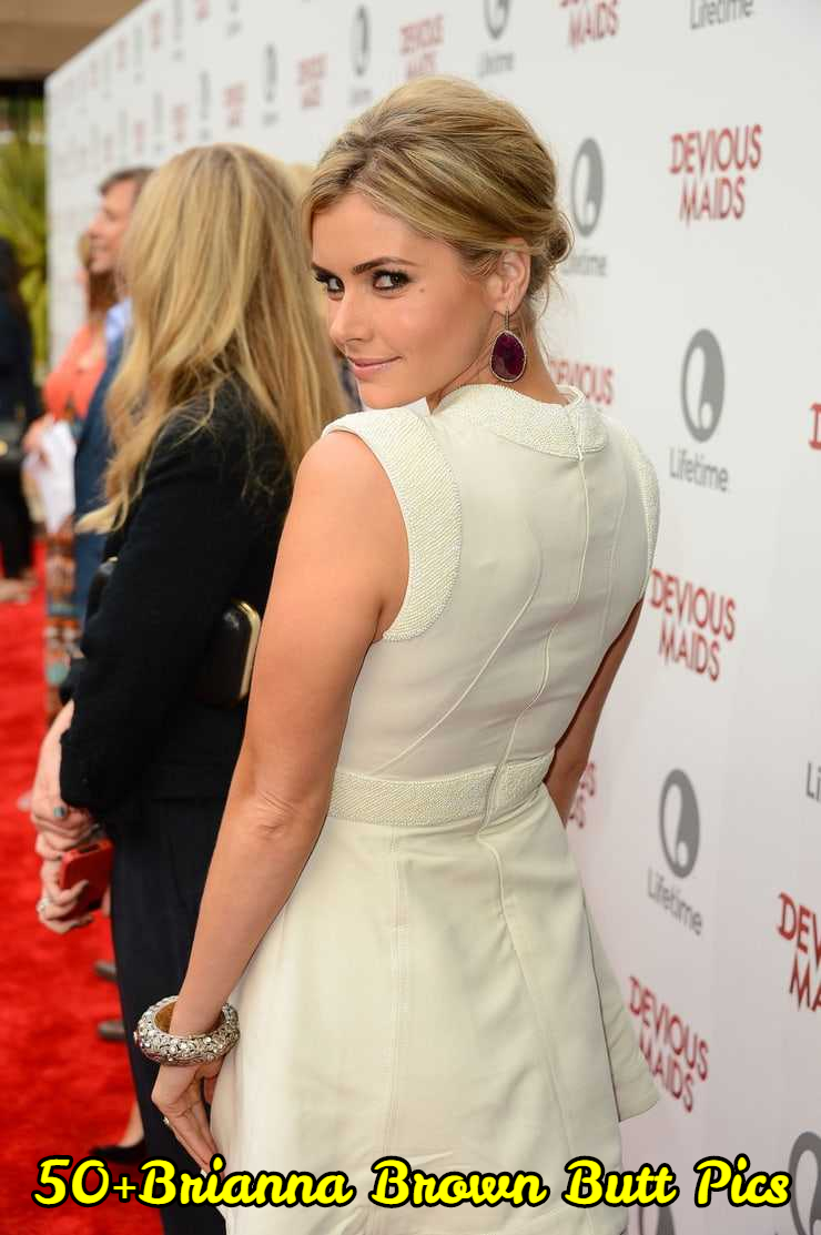 brianna-brown Ass