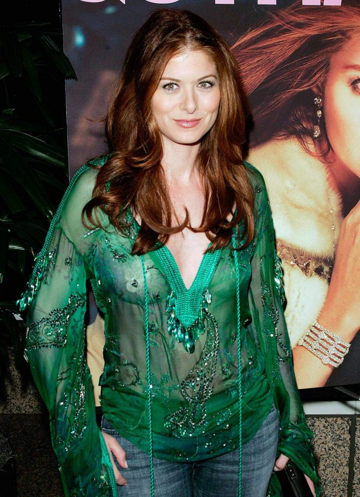 Debra messing boobs pictures, japan young girl
