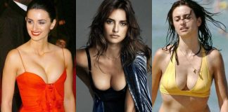41 Hot Nude Pictures Of Penélope Cruz Are A Charm For Her Fans
