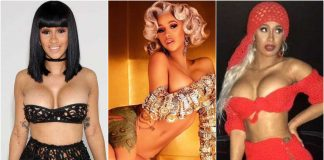 43 Nude Pictures Of CARDI B Which Will Make You Succumb To Her