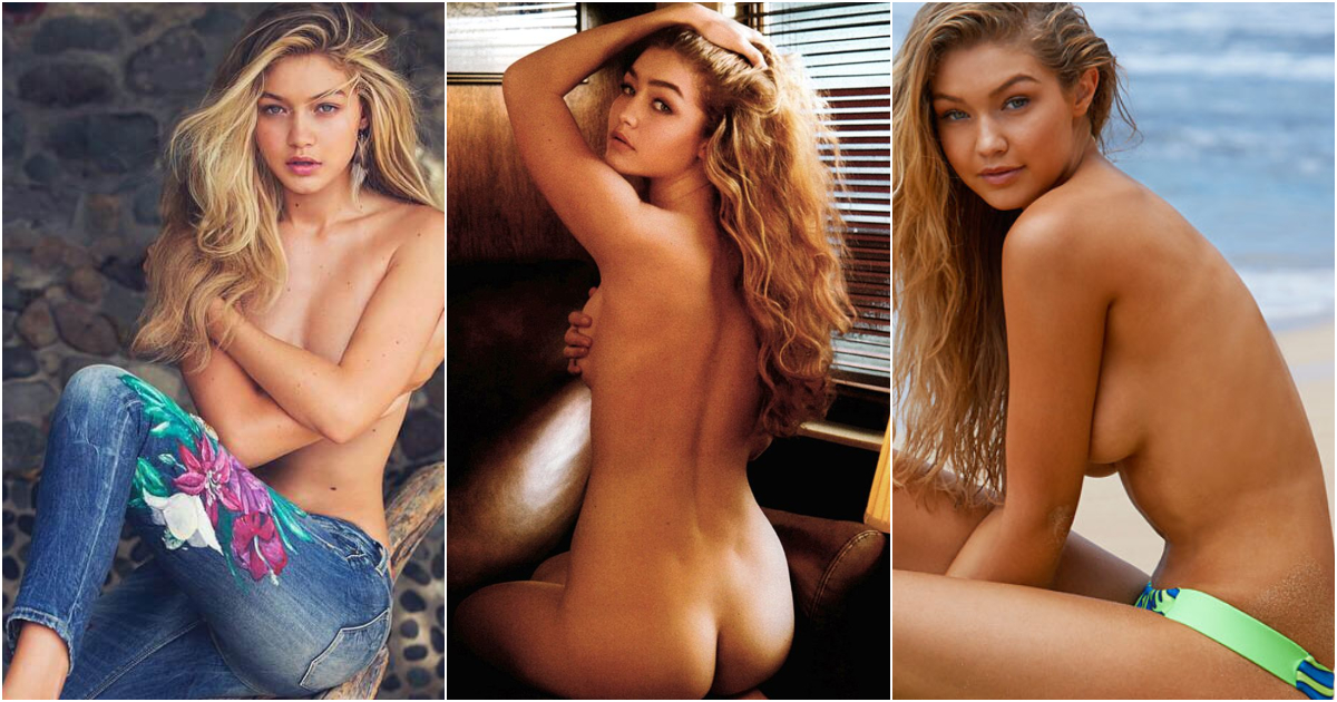 Nude Pictures Of Gigi Hadid Will Cause You To Ache For Her