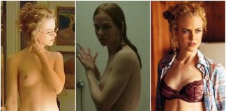 44 Nude Pictures Of Nicole Kidman Are An Appeal For Her Fans