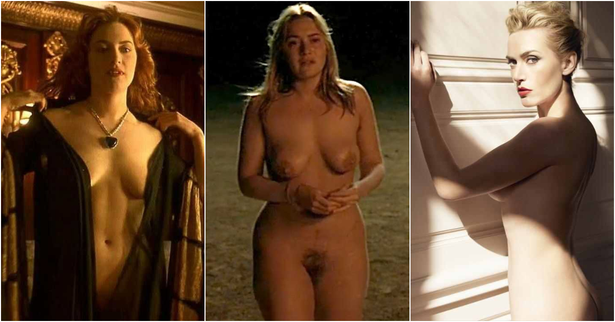 Kate winslet nude bottom