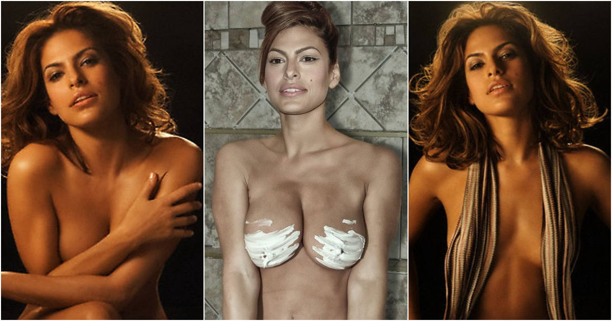 Eva mendes naked galleries