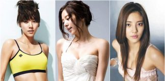 49 Hot Pictures Of Dam-Bi Reveal Her Lofty And Attractive Physique