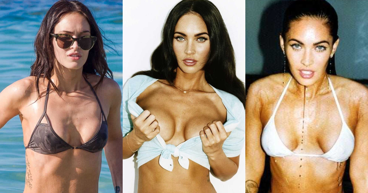 50 Nude Pictures Of Megan Fox Which Are Inconceivably Beguiling
