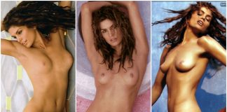 31 Nude Pictures Of Cindy Crawford Are Going To Liven You Up