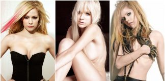 33 Nude Pictures Of Avril Lavigne That Are Essentially Perfect