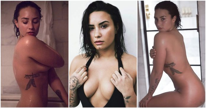 36 Nude Pictures Of Demi Lovato Which Make Certain To Grab Your Eye