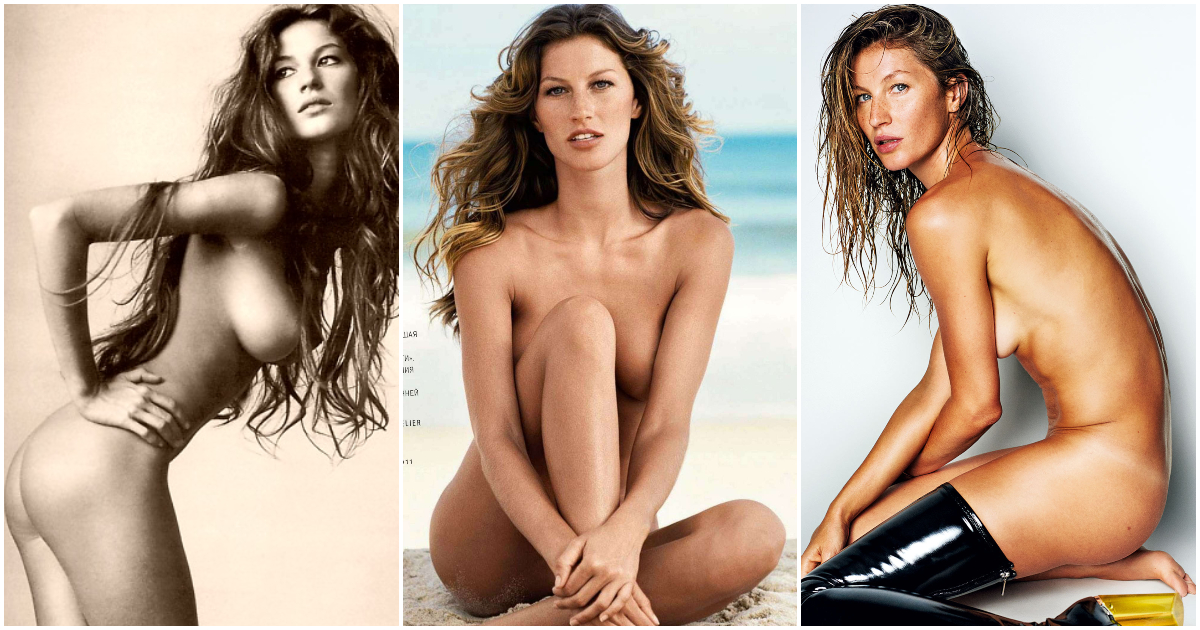 Nude Pictures Of Gisele Bundchen Showcase Her Ideally