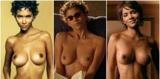43 Nude Pictures Of Halle Berry Are Simply Excessively Damn Hot