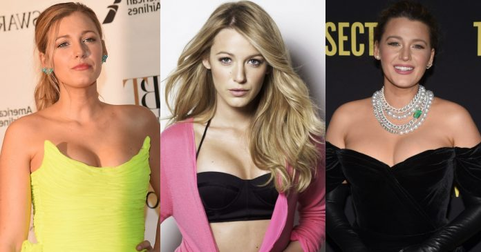 49 Hot Pictures Of Blake Lively Here To Make Your Day Worthwhile