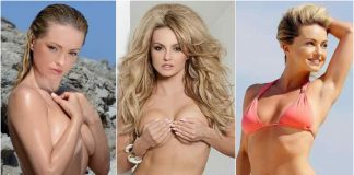 49 Hot Pictures of Ola Jordan Shows God Took Sweet Time To Make Her