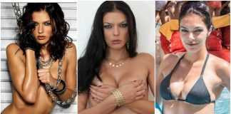 49 Hottest Adrianne Curry Big Boobs Pictures Will Heat Up Your Blood With Fire And Energy For This Sexy Diva