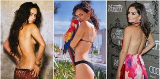 49 Hottest Ana de la Reguera Big Butt Pictures Will Spellbind You With Her Dazzling Body