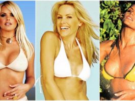 49 Hottest Gena Lee Nolin Bikini Pictures That Will Make You Begin To Look All Starry Eyed At Her