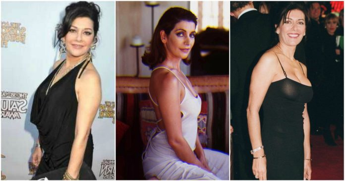 49 Hottest Marina Sirtis Big Butt Pictures Are A Genuine Exemplification Of Excellence