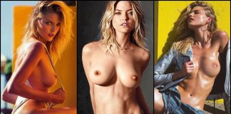 49 Nude Pictures Of Martha Hunt Are Truly Entrancing And Wonderful