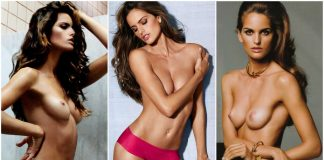 52 Nude Pictures Of Izabel Goulart Are An Embodiment Of Greatness