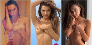 54 Nude Pictures Of Alexis Ren Will Drive You Wildly Enchanted With This Dashing Damsel