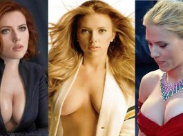 61 Sexiest Scarlett Johansson Boobs Pictures Will Make Your Day A Win