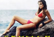40 Sexy Gif Of Elizabeth Hurley That Will Make Your Heart Pound For Her