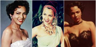 41 Nude Pictures Of Dorothy Dandridge Are Paradise On Earth