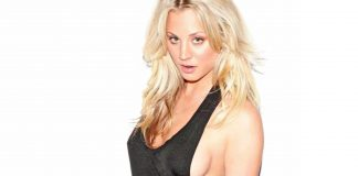 41 Sexy Gif Of Kaley Cuoco That Will Fill Your Heart With Joy A Success