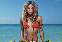 41 Sexy Gif Of Shakira Will Induce Passionate Feelings for Her