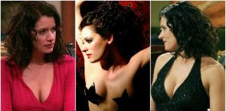 46 Nude Pictures Of Paget Brewster Which Will Make You Succumb To Her
