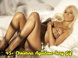 46 Sexy Gif Of Christina Aguilera Are Going To Perk You Up