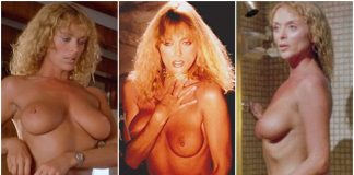 47 Nude Pictures Of Sybil Danning Demonstrate That She Is Probably The Most Smoking Lady Among Celebrities
