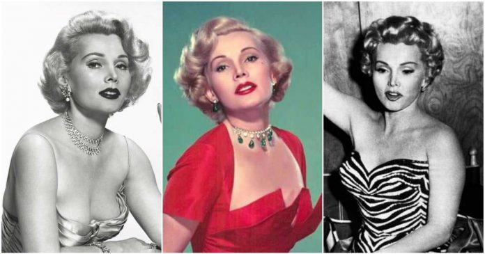 48 Nude Pictures Of Zsa Zsa Gábor Which Make Certain To Prevail Upon Your Heart