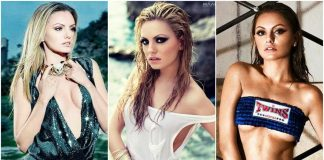 49 Hottest Alexander Stan Bikini Pictures Exhibit Her As A Skilled Performer