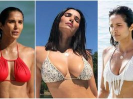 49 Hottest Padma Lakshmi Bikini Pictures Will Drive You Frantically Enamored With This Sexy Vixen