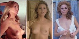 49 Nude Pictures Of Britt Ekland Are Simply Excessively Damn Delectable