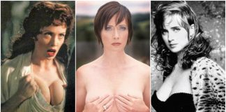 49 Nude Pictures Of Lysette Anthony Will Cause You To Ache For Her