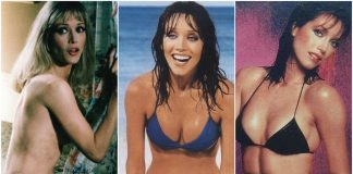 49 Nude Pictures Of Tanya Roberts Which Are Incredibly Bewitching