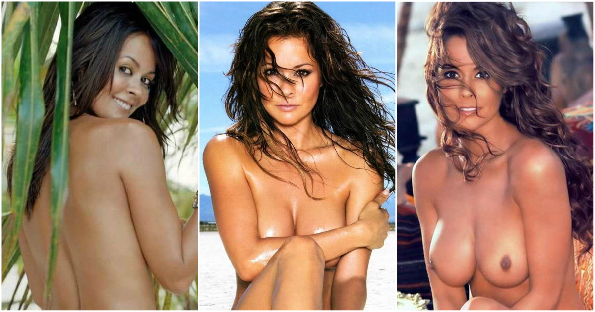 Nude pictures of brooke burke
