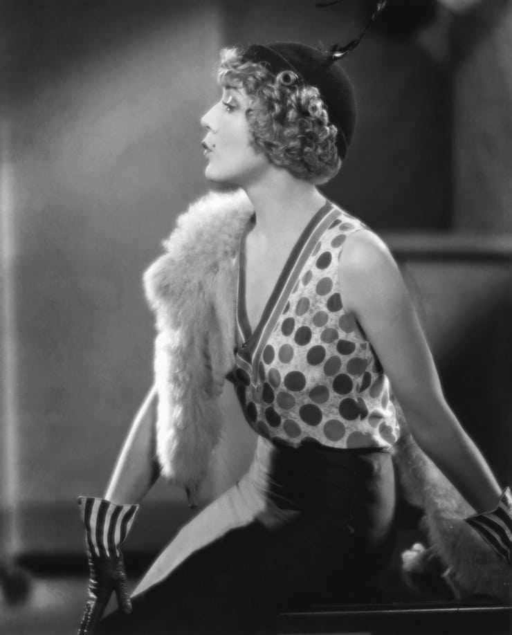 Mary Pickford nude