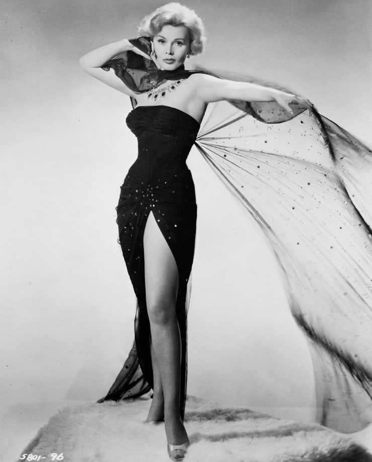 48 Nude Pictures Of Zsa Zsa Gábor Which Make Certain To ...