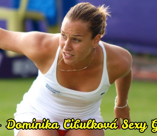 14 Sexy Gif Of Dominika Cibulková Are Hot As Hellfire