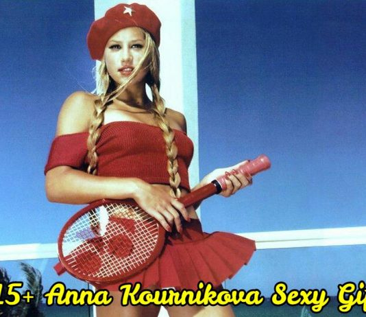 15 Sexy Gif Of Anna Kournikova Are A Charm For Her Fans