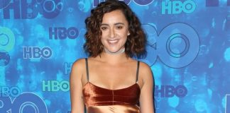 22 Sexy Gif Of Keisha Castle-Hughes Will Speed up A Gigantic Grin All over