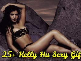 28 Sexy Gif Of Kelly Hu Which Are Incredibly Bewitching