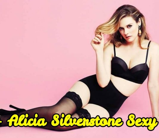 33 Sexy Gif Of Alicia Silverstone Are Simply Excessively Damn Delectable