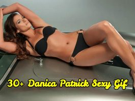 33 Sexy Gif Of Danica Patrick Which Will Make You Become Hopelessly Smitten With Her Attractive Body
